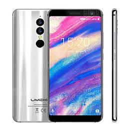 Смартфон UMiDIGI A1 Pro 3/16gb Silver MediaTek MT6739T 3150 мАч