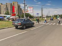 Щит г. Киев, Симиренко ул., 8 / ул. Желудева, возле рынка, Универсама, в сторону пр-т Л. Курбаса
