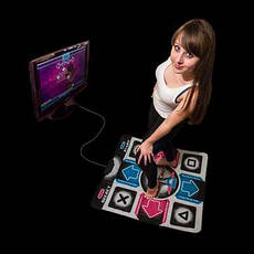 Танцевальный коврик X-treme Dance Pad Platinum, фото 2