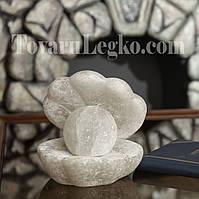 Солевая лампа, Жемчужина (6,5 кг)