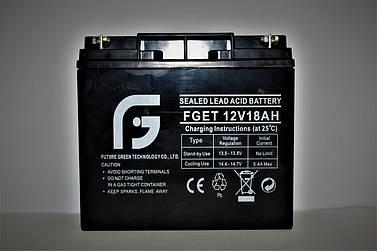 Аккумулятор 12V 18Ah FGET
