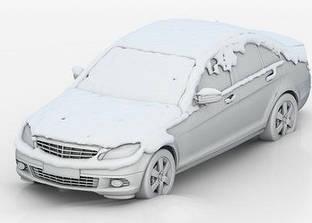 Инфографика - готовим автомобиль к зиме