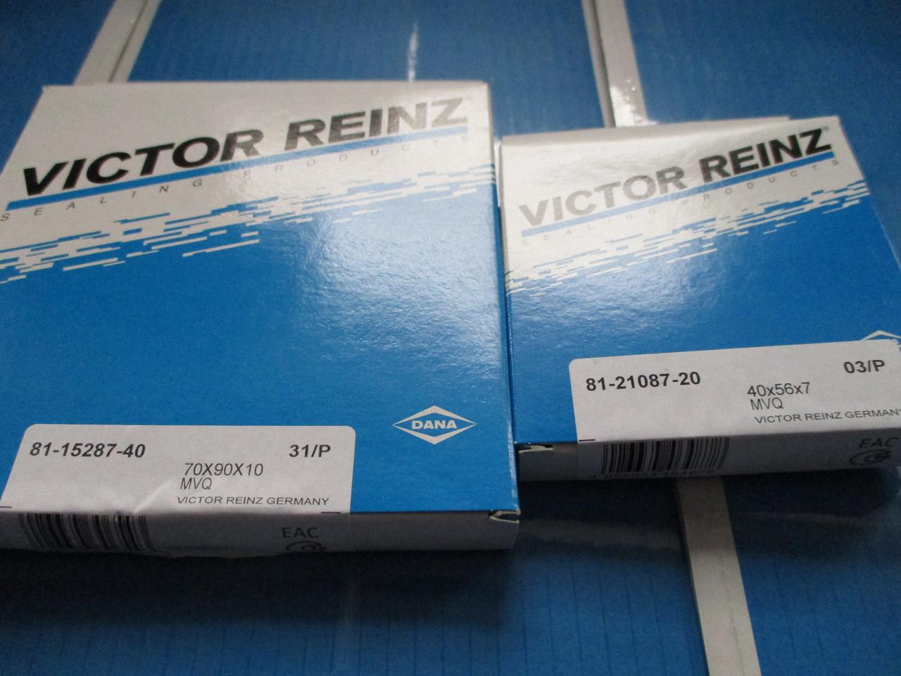 Сальники распредвала VictorReinz 2101 40*56*7