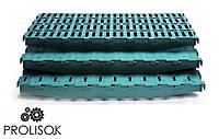 Пластиковые полы для откорма G mm сплошная (до 250 kg/m²)