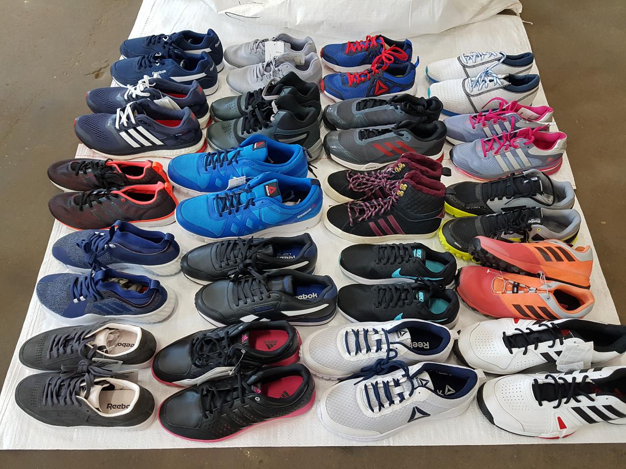 Мужские кросовки сток микс адідас пума рібок  продажа, цена в Ивано ... 0e8908416fe