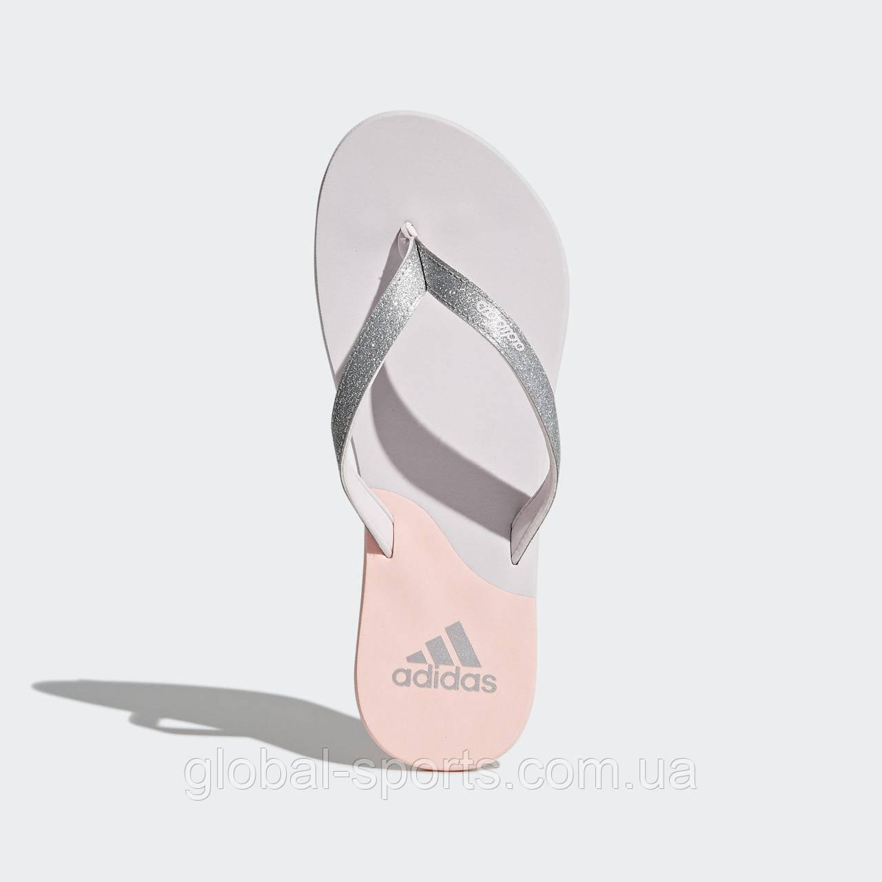 Женские вьетнамки Adidas Eezay Glitter(Артикул:BB1132)