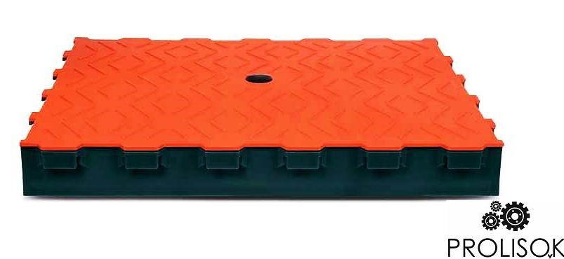 Водонагреваемая плита 500 x 600 mm
