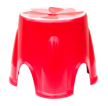 Табурет irak plastik ton ton №2 красный
