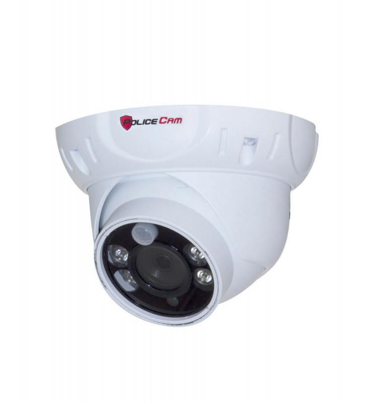 IPC-612 PIR+LED IP 1080P PoliceCam