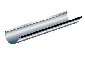 Желоб водосточный металлический оцинкованный 140 мм