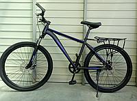 Велосипед спортивный TopRider 700 26 дюймов. Синий, фото 1