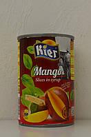 Манго в сиропе Kier 425 г