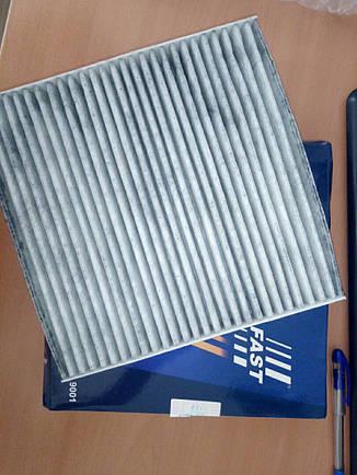 Фильтр салона угольный  Евро-6 IVECO FT37417, фото 2