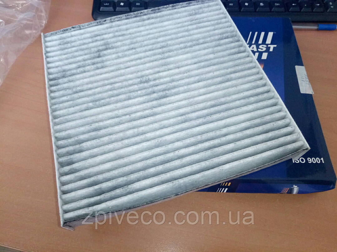Фильтр салона угольный  Евро-6 IVECO FT37417
