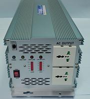Инвертор напряжения  с модифицированной синусоидой Ataba AT-12400 ( 12v в 220v 4000W )