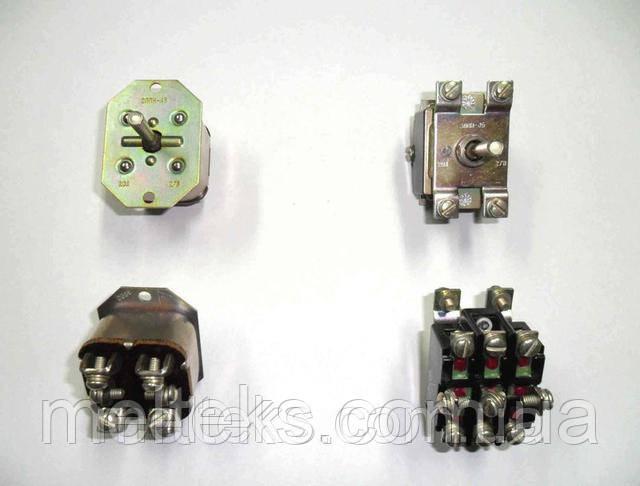 """Реле, переключатели, выключатели электрических цепей и другие приборы и устройства от """"Мелтекс"""""""
