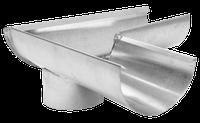 Поворот желоба 120 мм (45°,90°)