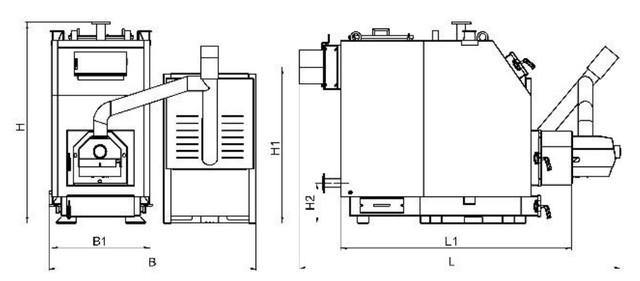 KRONASPROM-PELLETS 150 кВт
