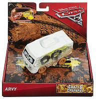 Бешеная восьмерка Увеличенная модель Арми Cars Mattel DYB20, фото 1