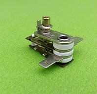"""Терморегулятор KST118 / 10А / 250V / клеммы-""""папы""""(высота стержня h=5мм) для электроплит,обогревателей,утюгов, фото 1"""