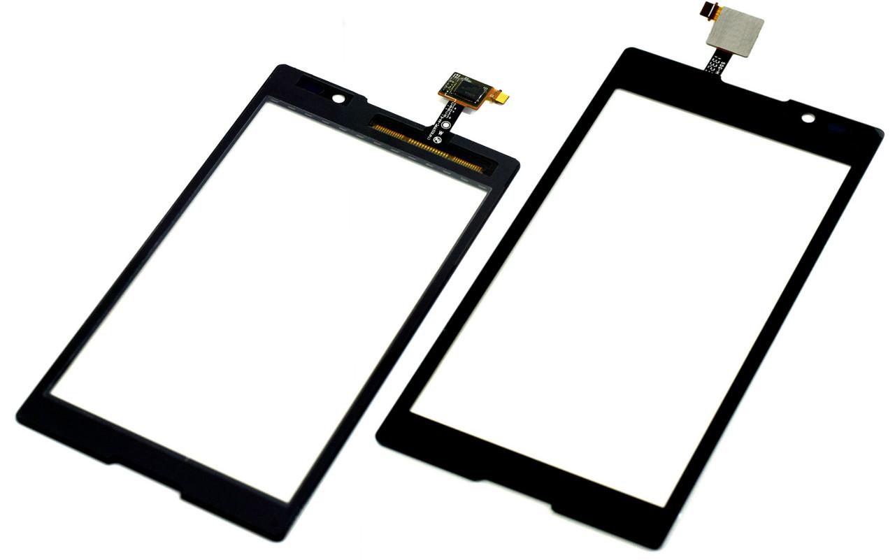 Сенсор Sony C2305 S39h Xperia C black h.c. .a