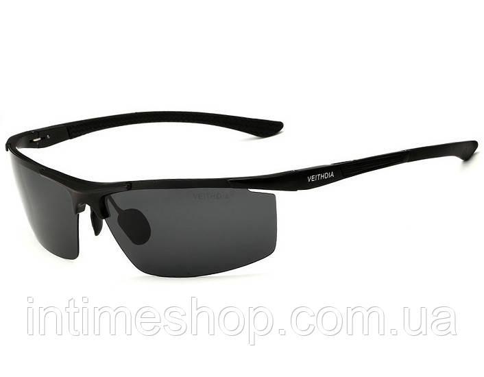 c7e714b2e5d9 Солнцезащитные очки мужские Veithdia с чехлом, 1000902, солнцезащитные очки  для мужчин, солнцезащитные очки