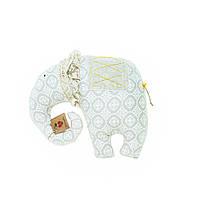 Подушка слон Ажур (ручная работа)