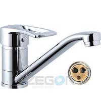 Кухонний змішувач для мийки ZEGOR PAN4-A181, фото 1