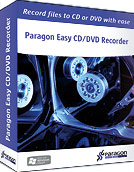 Paragon Easy CD/DVD Recorder