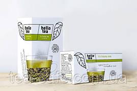 Чай зеленый Hello tea Tie Guan Yin(Те Гуань Инь) 20 пак.