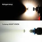 Night Vision H11 NVH11 Світлодіодні автолампи CARLAMP, фото 10