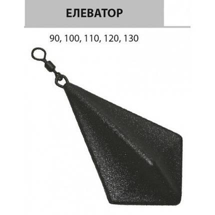 "Груз карповый ""Elevator"" 120 грамм, фото 2"