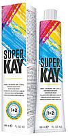 Крем-краска для волос Super Kay Hair Color Cream с Plex-технологией 180 мл KayPro