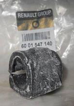 Renault (Original) 6001547140 - Втулка переднего стабилизатора на Рено Доккер, Дачиа Доккер