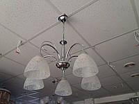 Люстра на 5  плафонов 88014 подвесная, фото 1