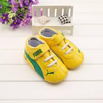 Детские кроссовки - пинетки puma 2 , фото 2
