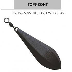 "Груз карповый ""Горизонт"" 125 грамм"