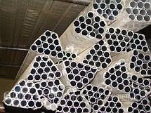 Труба  алюминиевая 42х3 мм 6060 Т6 аналог АД31, фото 2