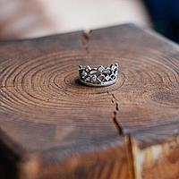 Кольцо корона золото серебро оптом в Украине. Сравнить цены 47877eb064110