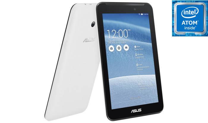 Планшет Asus MeMO Pad 7 1/8Gb (ME70C-1B010A) White Intel Atom Z2520 3220 мАч