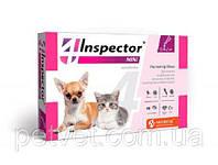 Inspector (Инспектор) капли для кошек и собак 0,5-2кг
