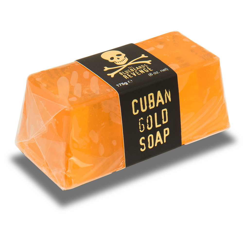 Мыло The Bluebeards Revenge Cuban Gold Soap 175 g
