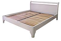 Двуспальная кровать от производителя, модель Анастасия