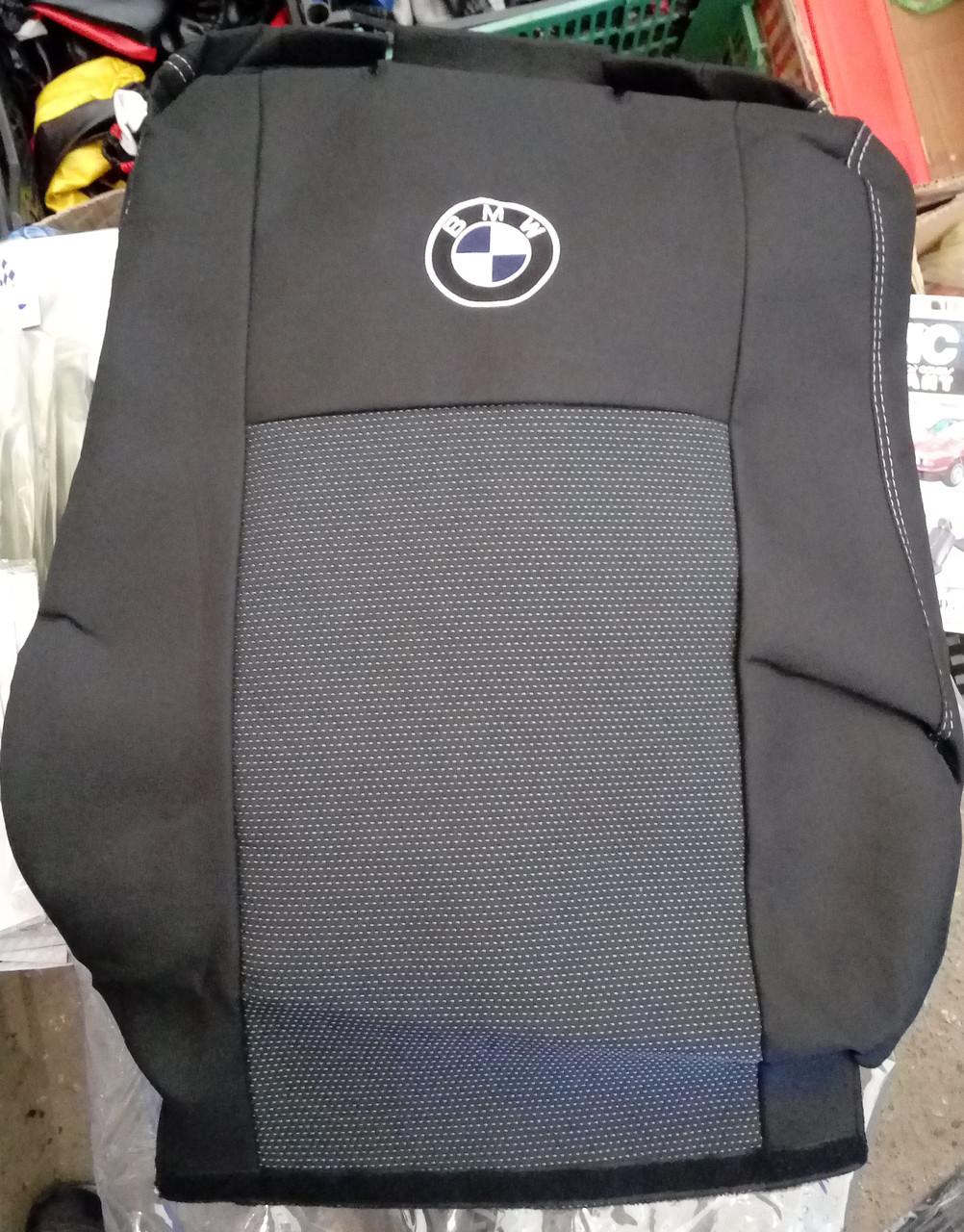 Авточехлы BMW 3 Series E46 дел c 1998-06 автомобильные модельные чехлы на для сиденья сидений салона BMW БМВ 3