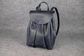 Рюкзак на затяжках XL  11988  Синий