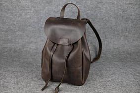 Рюкзак на затяжках XL  11989  Шоколад