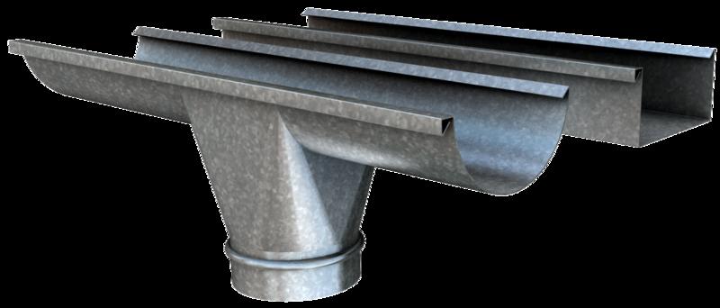 Ливнеприемник водосточный Ø 120 мм