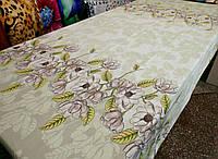 "Ткань для пошива постельного белья бязь Белорусь ГОСТ Магнолия / ""Чарівна Ніч"", фото 1"