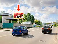 Аренда рекламного щита  г. Киев, Кировоградская ул., после промышленного здания, в сторону пр-т Краснозвездного