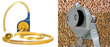 Роторная или молотковая зернодробилка – что лучше?